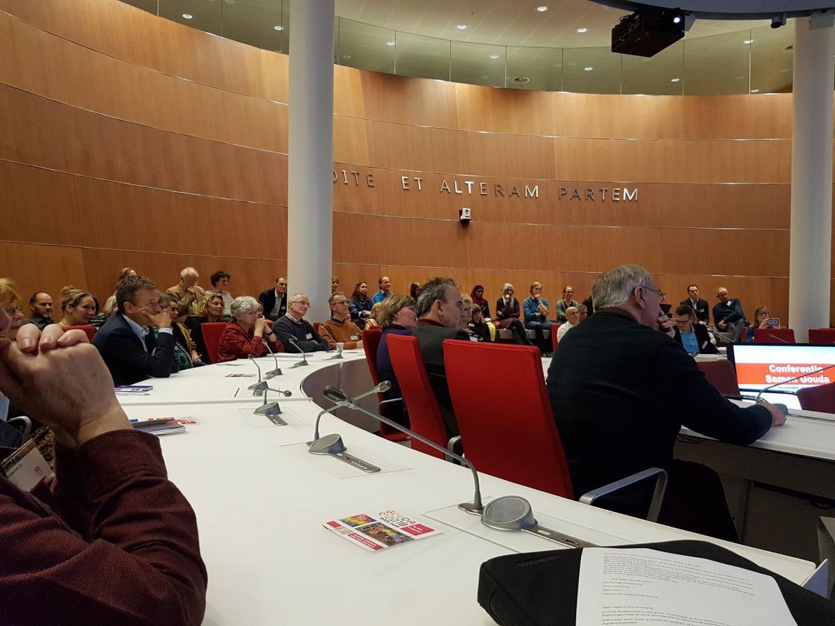 conferentie samen Gouda - Copy